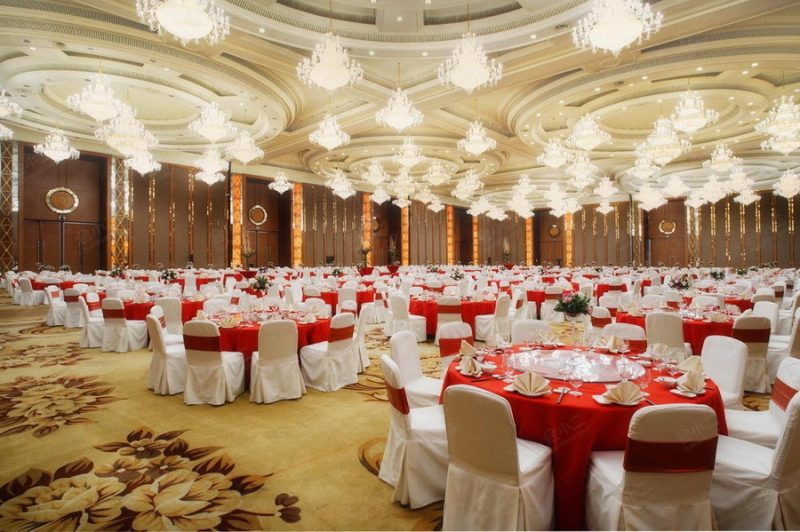 世纪城天堂洲际大饭店